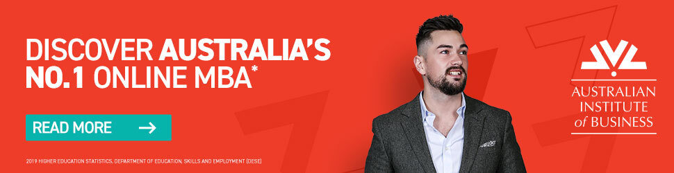 Study Australia's No.1 Online MBA
