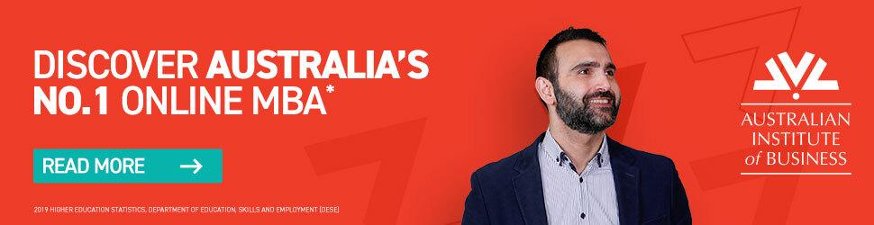 Explore Australia's most popular MBA