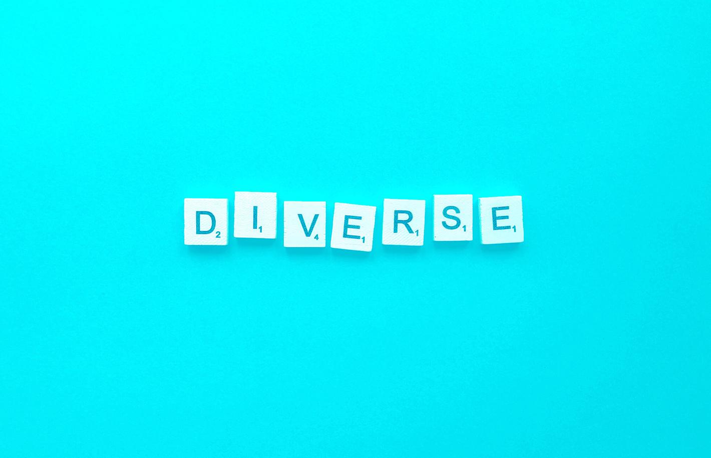 Diversity written in blocks
