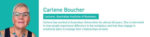 AIB Review Profile Carlene